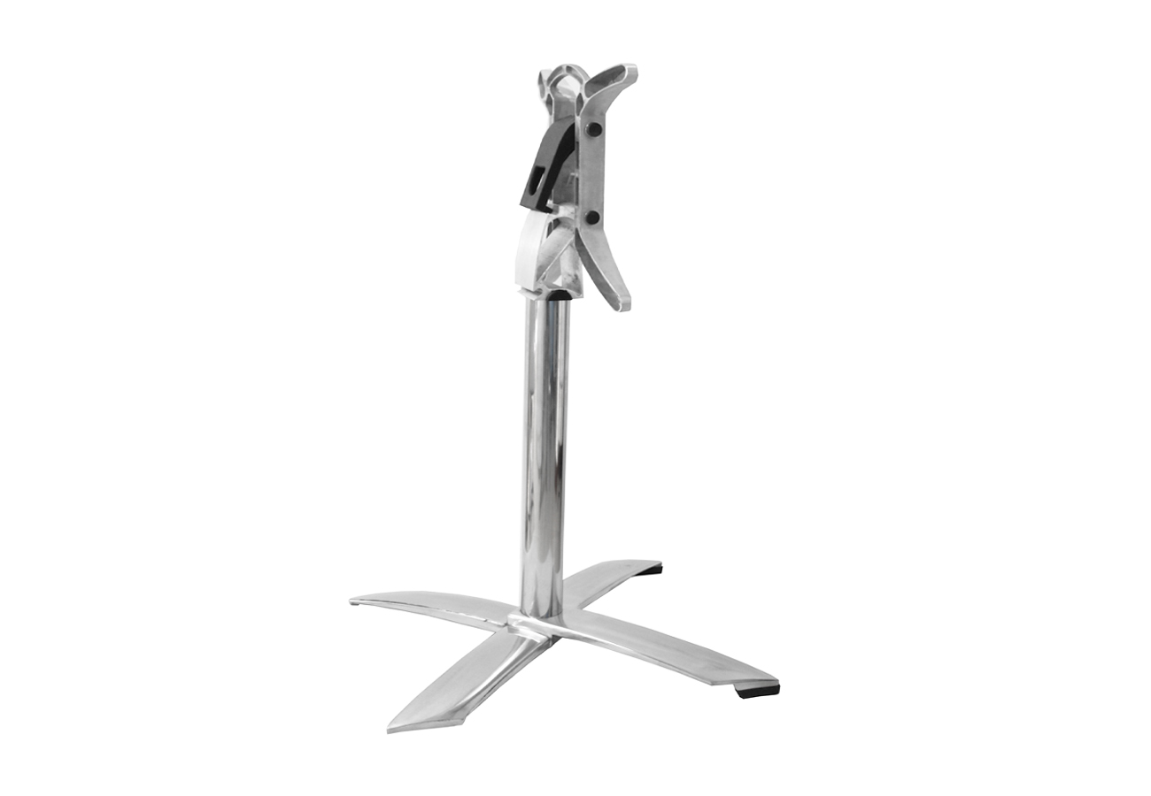 Aluminium Table Base (ALF680L)