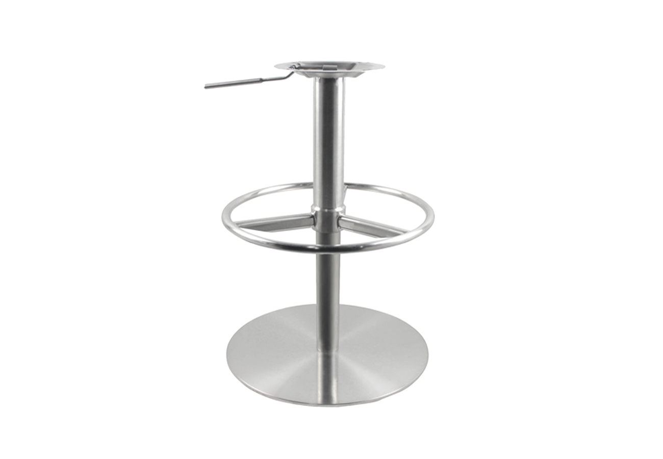 Stainless Steel Bar Chair Base(BP450WH)